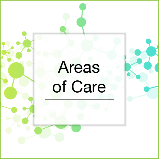 Areas of Care